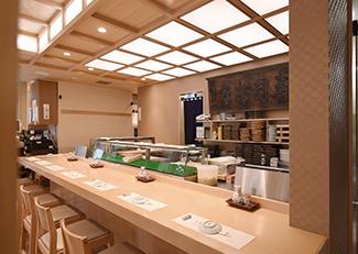 栄寿司本店1F