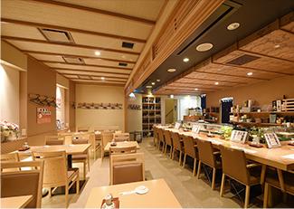 栄寿司本店地下
